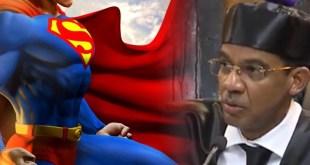 Superman y el Juez Ortega Polanco