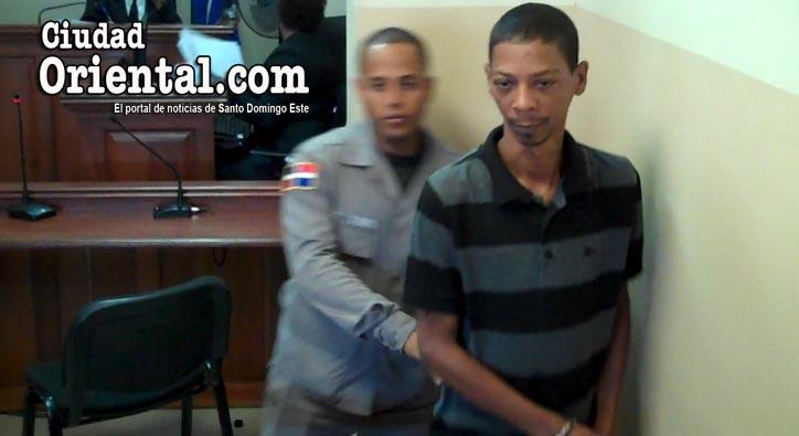 Video - Condenan a 30 años recluso mató a balazos otro en cárcel La Victoria