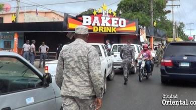 El Bakeo Drinks