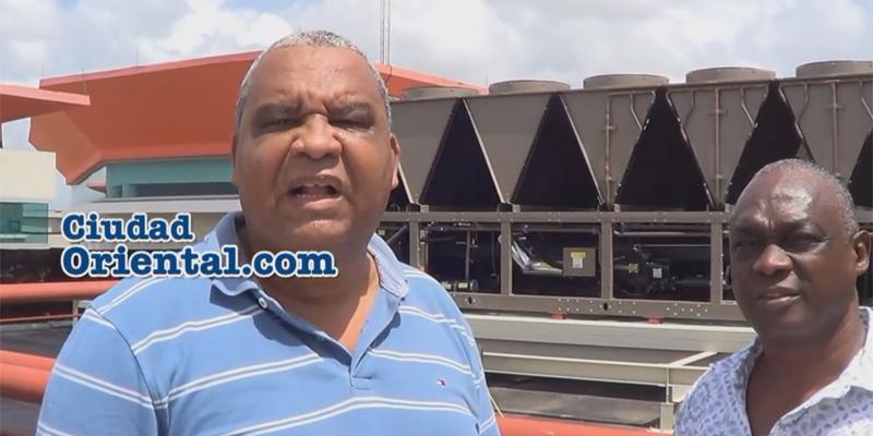Frank Fulcar revela porqué ha dejado sin aire acondicionado el Palacio Municipal