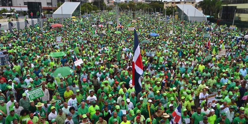 ¿Para qué el gobierno quiere conocer la cabeza de la Marcha Verde?