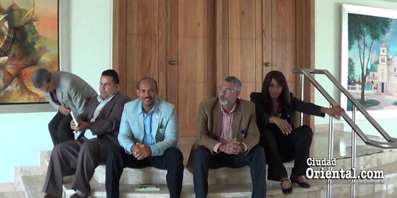En el Concejo de Regidores del ASDE las reglas son para ... ¡Violarlas! + Vídeo