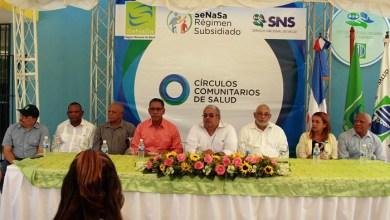 Lanzamiento de los Círculos Comunitarios de Salud