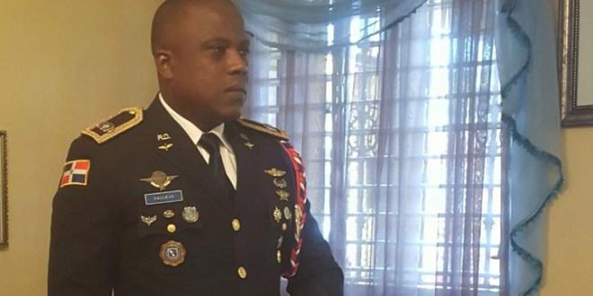 Teniente coronel paracaidista Wagnel Nathanael Vallejo Brioso