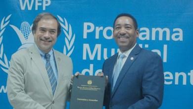 Photo of Comedores Económicos y Programa Mundial de Alimentos (PMA) firman acuerdo cooperación