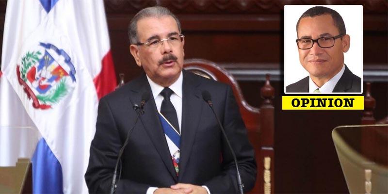 Señala cuál es el principal enemigo político de Danilo Medina... y no es Hipólito
