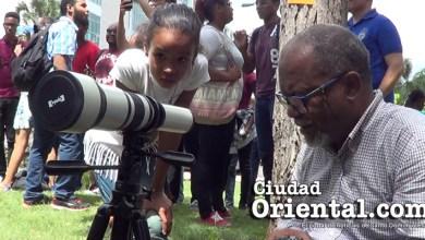 Photo of Miren lo que le sucedió al periodista Genris García el día del eclipse + Vídeo