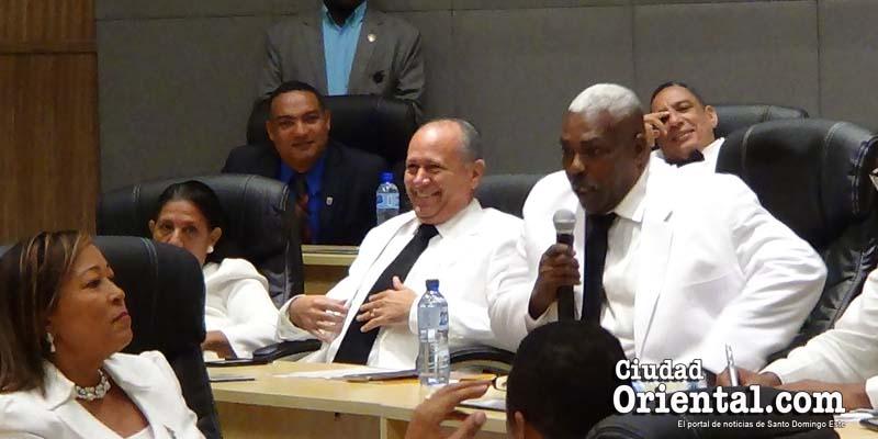 Así justificó José Sánchez respaldo de Robert Arias al PLD + Vídeo