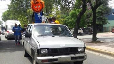 """El ASDE rinde """"homenaje"""" a Juancito con un vehículo que ni siquiera tiene luces direccionales"""