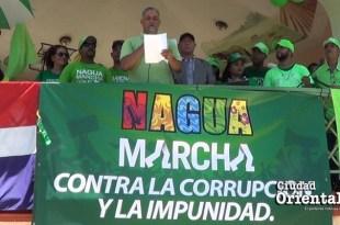 Marcha Verde de Nagua