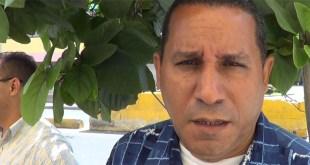 Fernando Morillo, activista comunitario de Los Tres Brazos