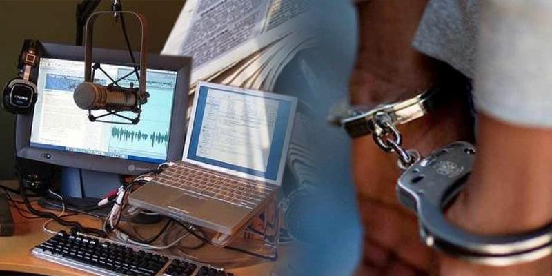 Cuatro periodistas y un camarógrafo arrestados en La Vega + Audio