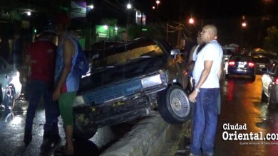 Photo of Agradezcan este tipo de accidentes en la avenida Venezuela a Luis Alba