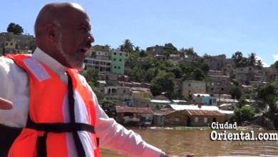 Photo of Así funciona la primera ruta acuática alimentaria en el río Ozama + Vídeo