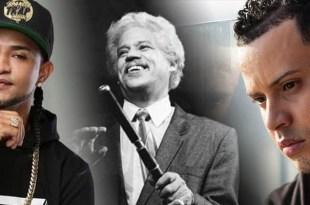 Mozart La Para, Johnny Pacheco y Shadow Blow