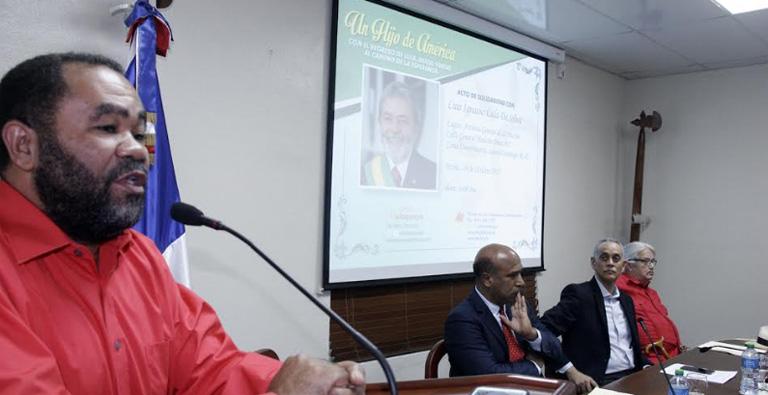 PTD y Sol de Quisqueya se solidarizan con Lula