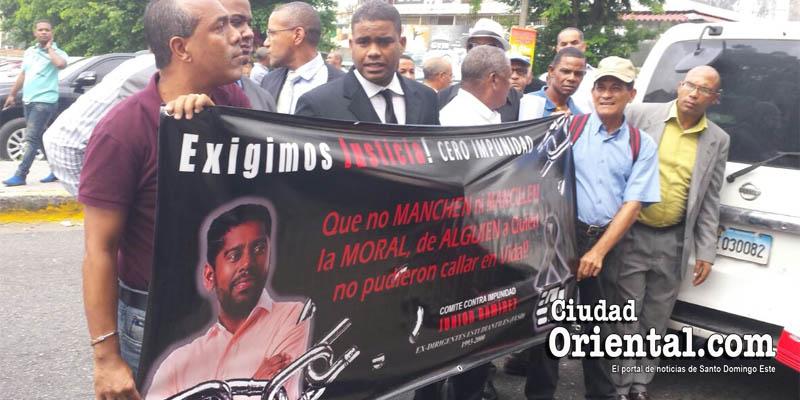 Yuniol Ramírez no está solo; forman comité para evitar sea asesinado moralmente