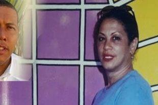 Martiza Mena Castro; en el recuadro Elías Sosa