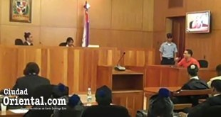 ´Tapia Balbuena declara ante el tribunal