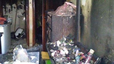 Photo of Fuego arrasa apartamento en Ciudad Juan Bosch; denuncia vicios de construcción +Fotos + Audio