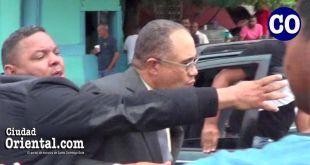 Coronel Moises Pérez Nova, imputado de violar a un hombre