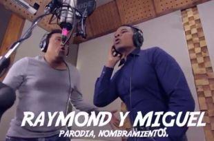 Miguel Céspedes y Raymon Pozo