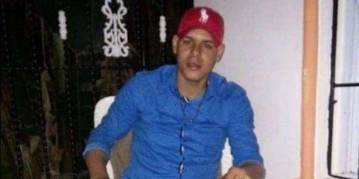 Albert Ramírez Alcántara, estudiante asesinado