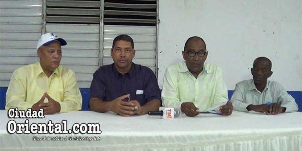 Una parte de los miembros de la CLO Municipal de SDE