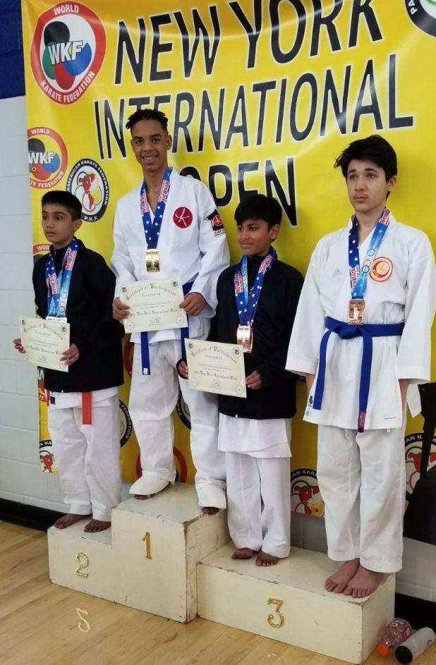 El dominicano Harlem A. Espinosa Rm gana el primer lugar