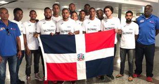 La Selección Nacional de Balonmano parte hoy hacia México a un Torneo Clasificatorio a un torneo Panam