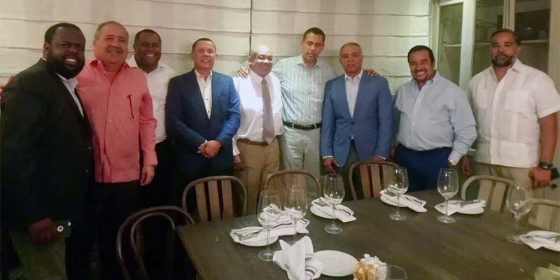 El activismo de los adversarios de Miguel Vargas continúa sin tregua
