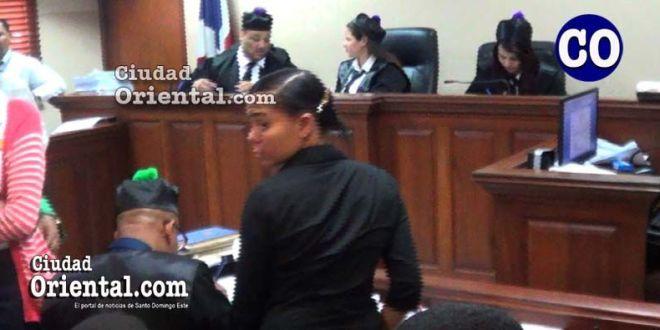 Ironelys Terrero González (Heidy), luego de la sentencia