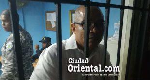 Manuel Soto Lara, bajo custodia policial