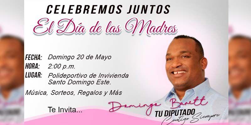 Tambien Francis Gas celebrará el Día de las Madres este 20 de mayo