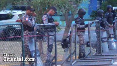 Photo of El gobierno responde con despliegue policial a campamento de Marcha Verde frente a la PGR