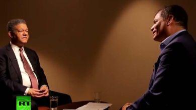 Photo of El portal ruso RT transmite entrevista de Rafael Correa a Leonel Fernández