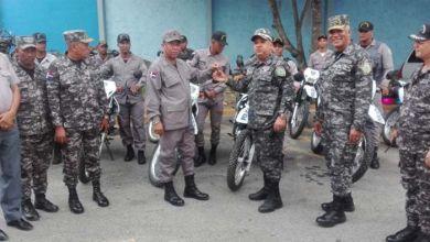 Photo of PN en SDE recibe nuevas unidades motorizadas para reforzar patrullaje preventivo
