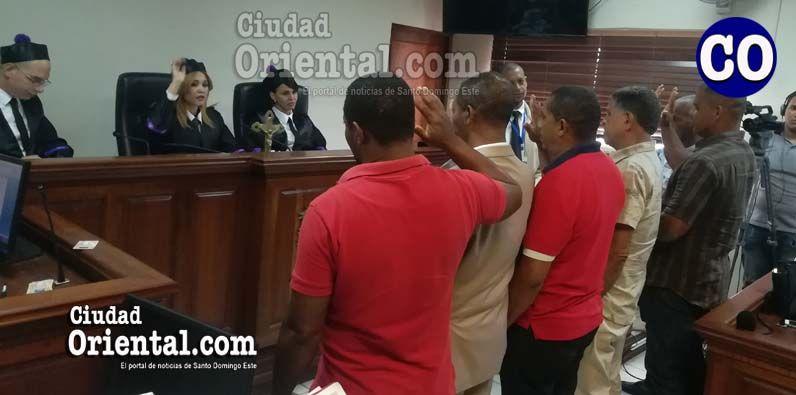 Testigos declaran en nuevo juicio de fondo hermanos Rizik