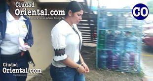 Jesica Paola Rojas Barrios, llevadas por custodia.