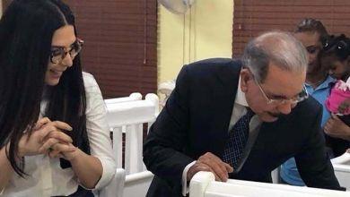 Photo of Presidente Danilo Medina visitó hoy sábado el Hogar de Paso Moisés