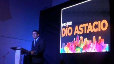 "Photo of Una ""mentira"" del pastor Dío Astacio que busca imponer una narrativa de un sector del H20"