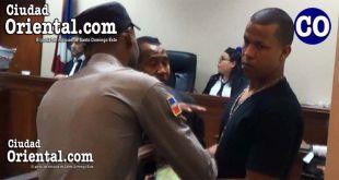 Johandy Medrano Torres (a) Tin, puesto en custodia.