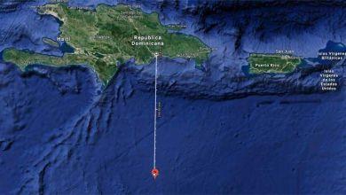 Photo of La depresión tropical Isaac pasará a unos 370 Km al sur de Santo Domingo, mar adentro
