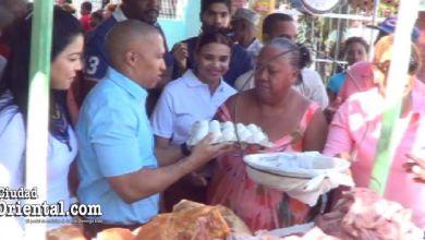 Photo of Fundación Joselito y el Inespre auspician venta masivas de alimentos a bajos precios