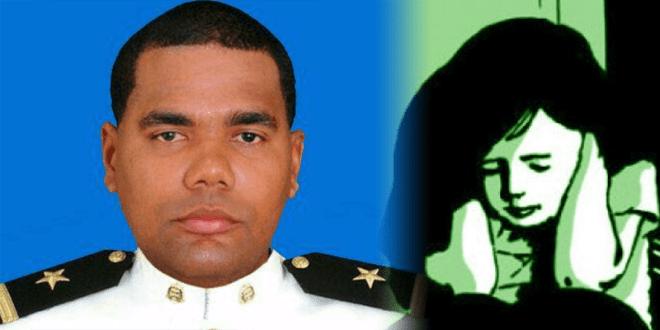 Richard Vargas García, condenado por incesto en perjuicio de una hijastra de 13 años de edad.
