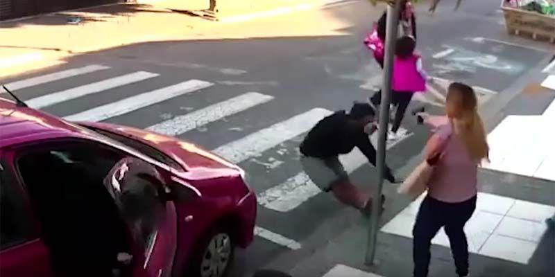 El video de Katia Sastre: la mujer policía convertida en diputada por matar a un ladrón