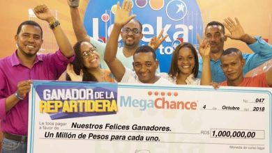 Photo of Loteka paga más de 50 millones de pesos en la Repartidera del MegaChance