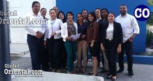 Miembros de la Comisión para la Igualdad de Género del Poder Judicial.