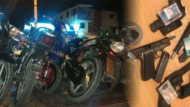 Photo of PN en Santo Domingo Oriental se incauta de más armas y motocicletas