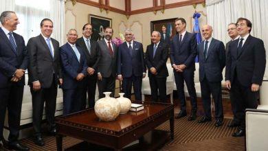 Photo of Presidente Danilo Medina se reúne con homólogo español, Pedro Sánchez